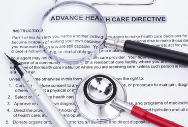 Advance Medical Directive (AMD)
