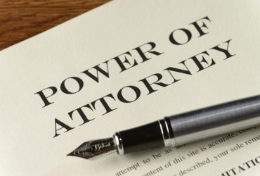 The Lasting Power of Attorney