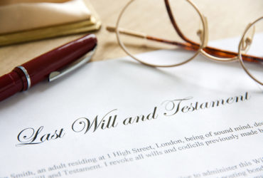 Estate Settlement via Testacy (with a will)